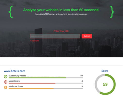 Website Analyzer